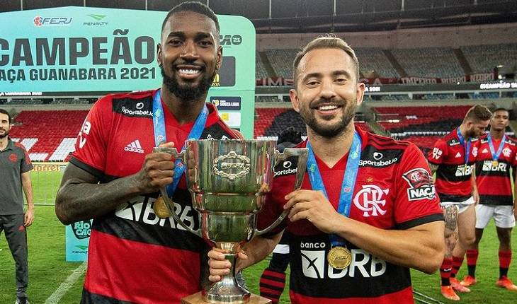 Alexandre Vidal / Divulgação Instagram Oficial do Flamengo