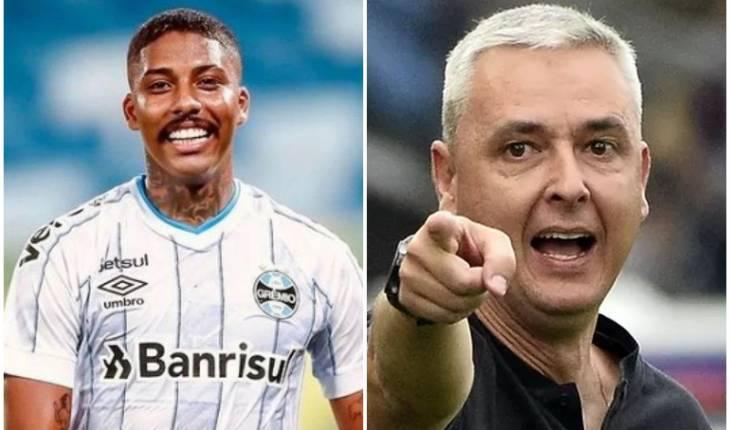 Lucas Uebel / Grêmio / Divulgação Corinthians