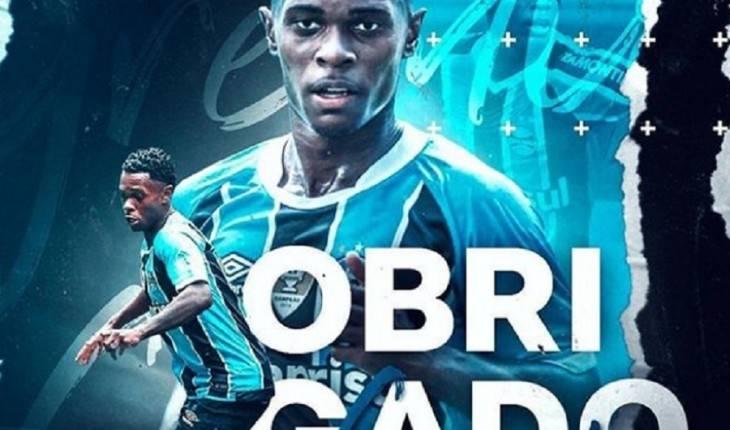 Reprodução: Instagram/Grêmio