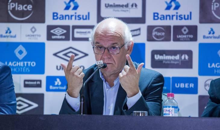 Divulgação: Grêmio