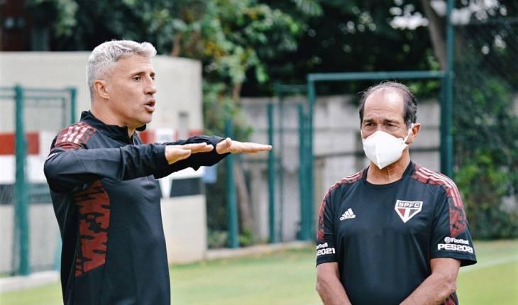 Fellipe Lucena/Divulgação Instagram Oficial do São Paulo