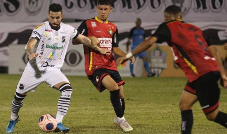 © Andrei Torres/ABC FC/Direitos Reservados