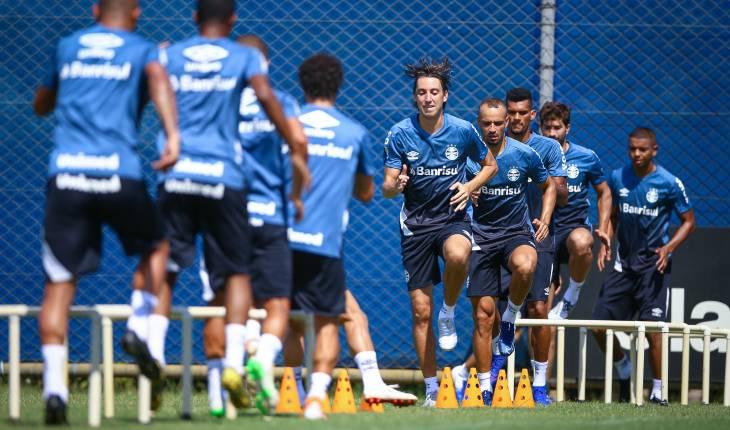 Reprodução: Lucas Uebel/Grêmio