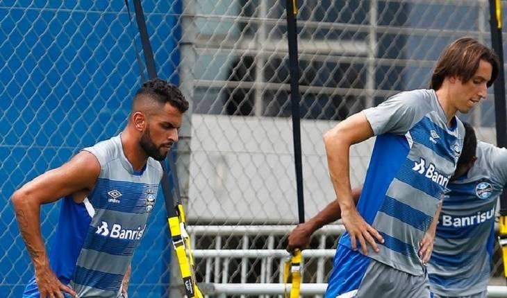 Foto: Montagem / Lucas Uebel / Grêmio