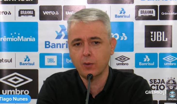 Grêmio TV - Reprodução