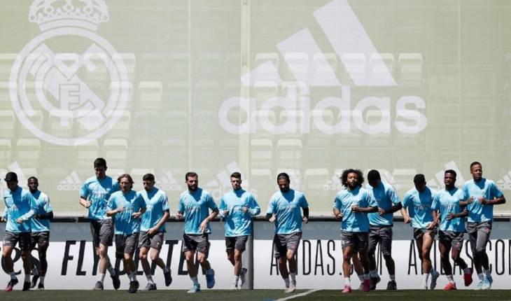 Reprodução / Site Oficial do Real Madrid