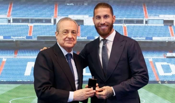 (Divulgação/Site Oficial Real Madrid)