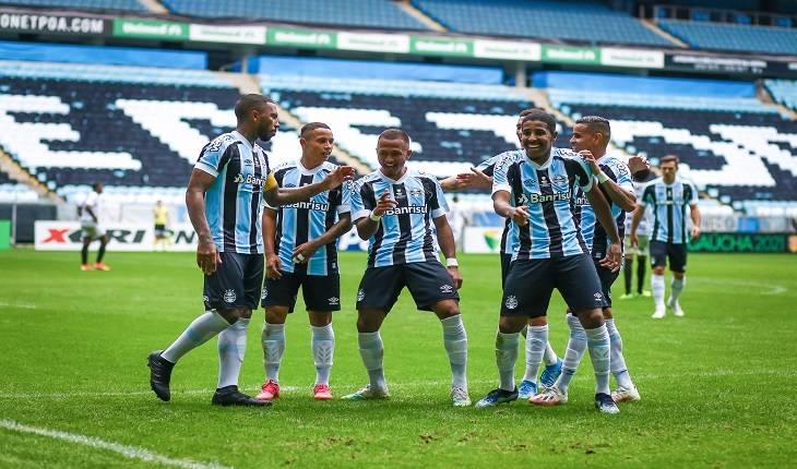 Reprodução - Site Grêmio