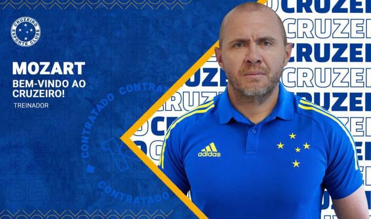 Reprodução: Twitter/Cruzeiro