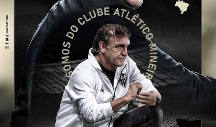Divulgação/Instagram Oficial do Atlético Mineiro