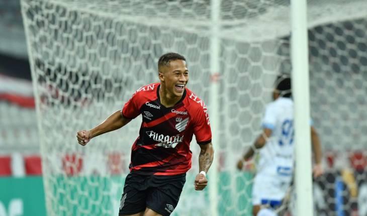 José Tramontin/athletico.com.br/Direitos Reservados (Reprodução Agência Brasil)