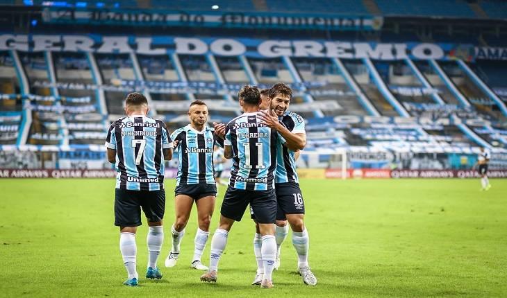 Foto - Lucas Uebel/Grêmio