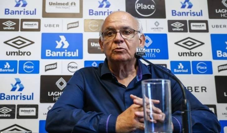 Foto - Lucas Uebel / Grêmio