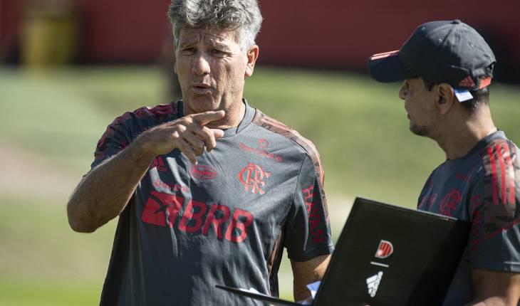 © Alexandre Vidal/Flamengo/Direitos Reservados/Agência Brasil