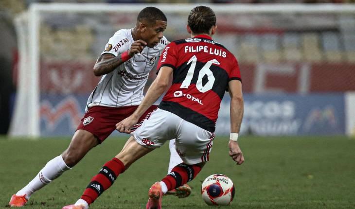 © Lucas Mercon/Fluminense F. C./Direitos Reservados