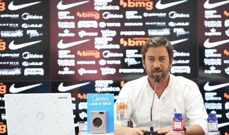 Rodrigo Coca - Ag. Corinthians - Divulgação