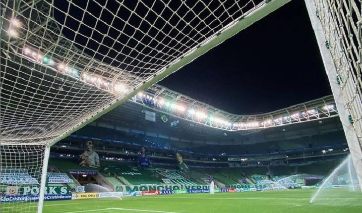 Divulgação/Instagram Oficial do Palmeiras