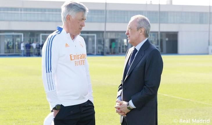 Reprodução/Site Oficial do Real Madrid