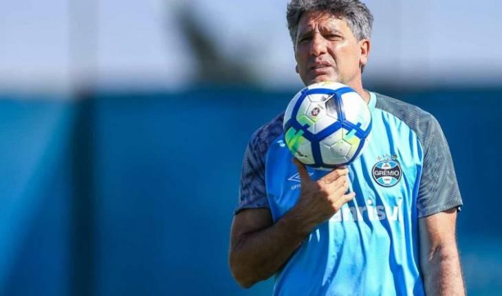 Lucas Uebel - Divulgação - Grêmio