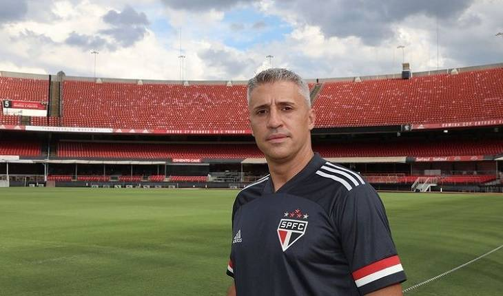 Divulgação/Instagram Oficial do São Paulo