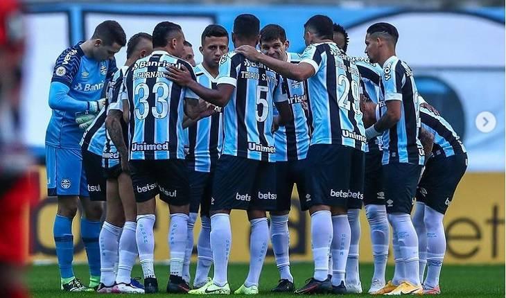 Divulgação/Lucas Uebel - Instagram Oficial do Grêmio