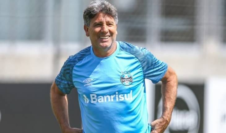 Lucas Uebel - Grêmio