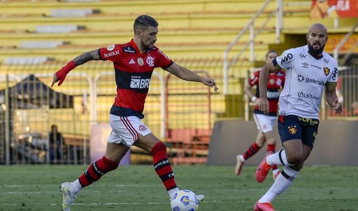 © Marcelo Cortes/Flamengo/Direitos Reservados