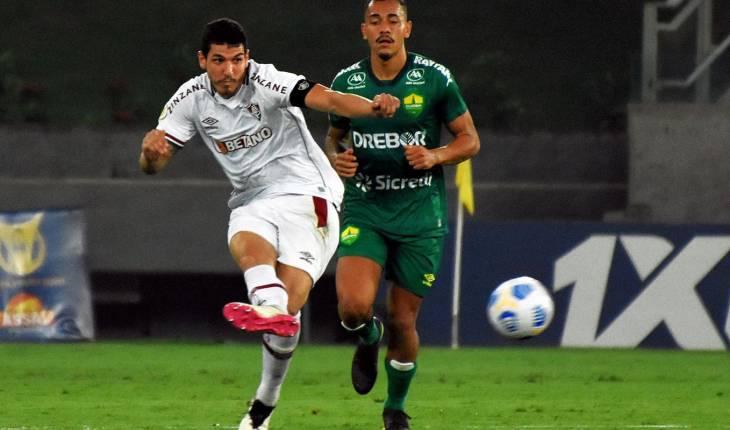 © Mailson Santana/Fluminense FC/Direitos Reservados/Agência Brasil