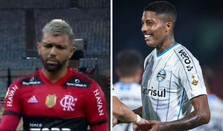 (Reprodução/SporTV/Lucas Uebel/Fotomontagem/Mateus Guimarães)