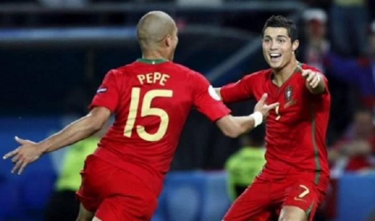 Instagram Ronaldo Pepe fãs