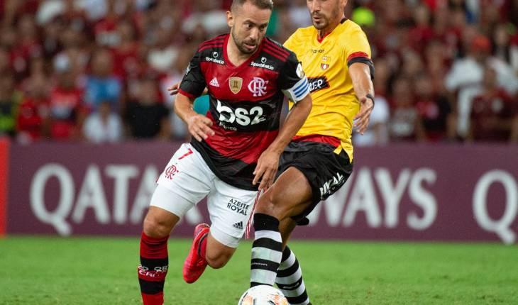© Alexandre Vidal/Flamengo/Direitos Reservados