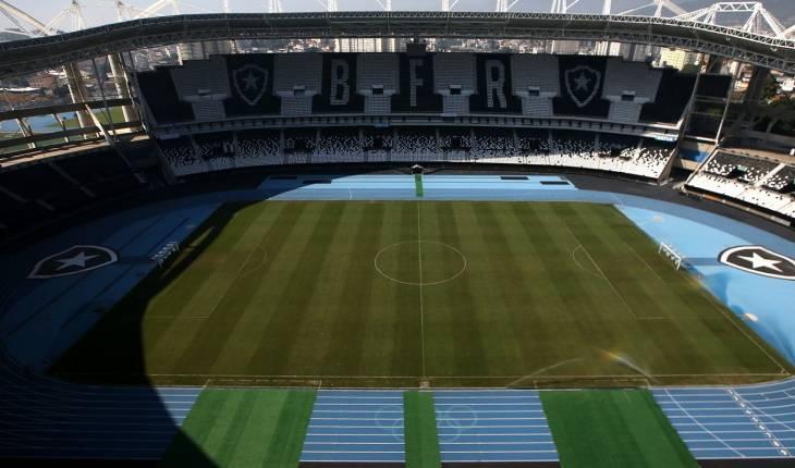 © Satiro Sodré/SSPress/Botafogo/Direitos Reservados