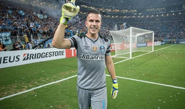 Lucas Uebel / Grêmio, DVG