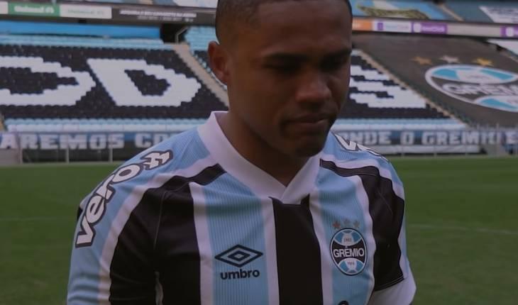 Radar Esporte/Canal do YouTube/ Grêmio FBPA/PrtScr