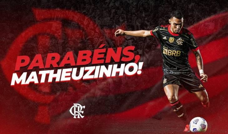 Redes Sociais   Flamengo - Twitter