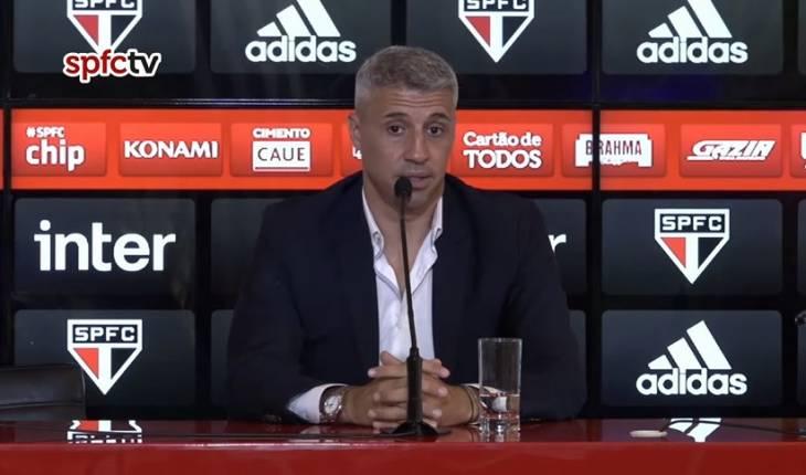 Radar Esporte/Canal do Youtube/ São Paulo FC/ PrtScr