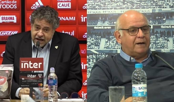 Radar Esporte/Canal do Youtube/ São Paulo FC/Grêmio TV/ PrtScr M.R