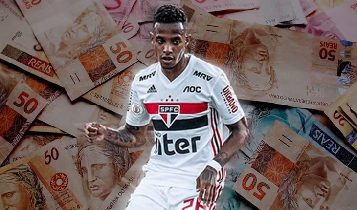 Dinheiro Agora / Rubens Chiri / São Paulo - MONTAGEM/DIOGO MARCONDES