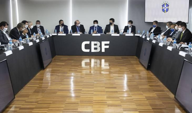 © Lucas Figueiredo/CBF/Direitos Reservados