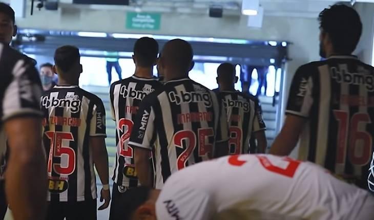 Radar Esporte/Canal do Youtube/ TV Galo/PrtScr M.R