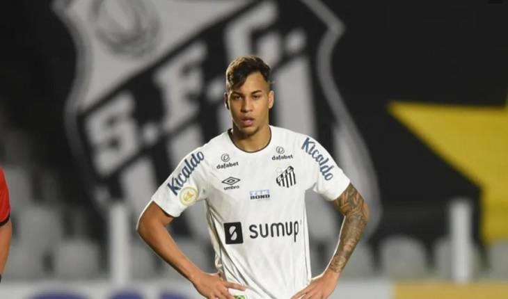 Divulgação/Ivan Storti + site oficial do Santos FC