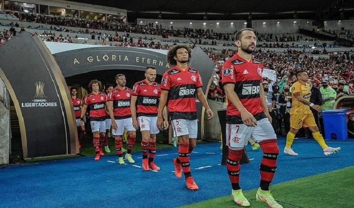 Marcelo Cortes/Divulgação Instagram Oficial do Flamengo
