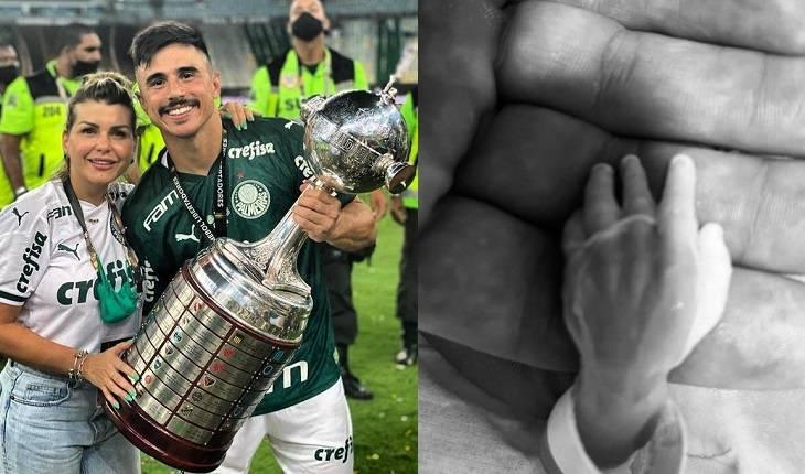 Reprodução/Twitter/Palmeiras / Instagram/Willian Gomes De Siqueira