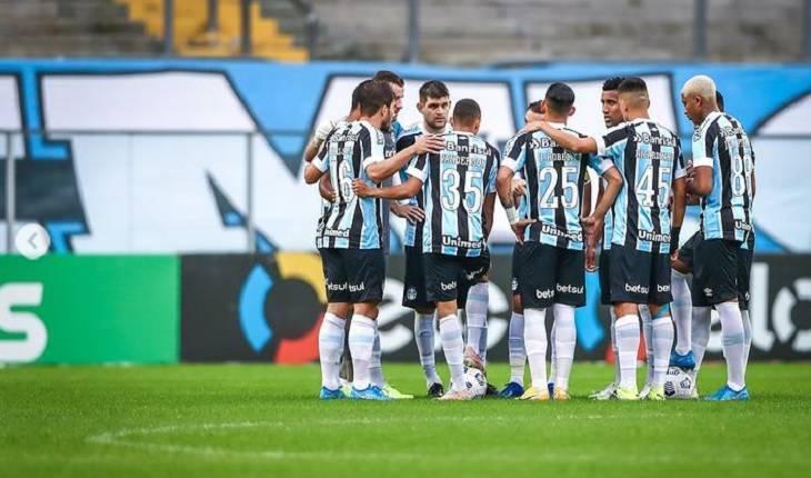 Lucas Uebel/Divulgação Instagram Oficial do Grêmio