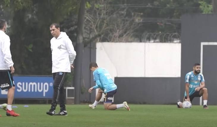 Radar Esporte/Canal do YouTube/Santos Futebol Clube/PrtScr M.R