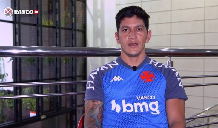 Radar Esporte/Canal do YouTube/ VascoTV/PrtScr M.R