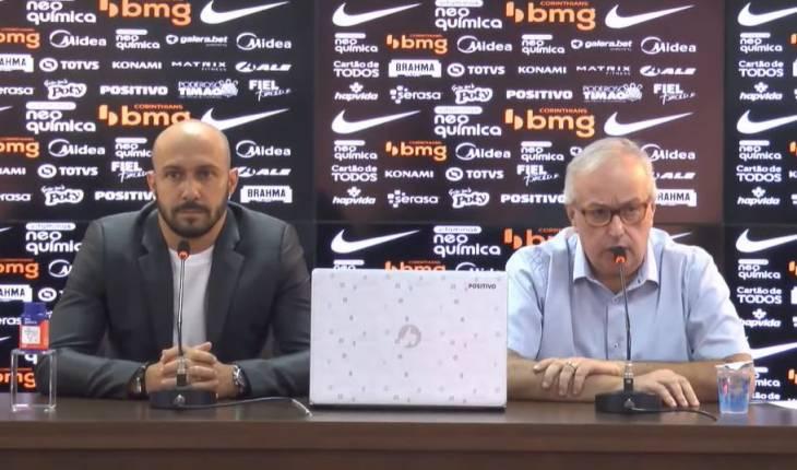 Radar Esporte/Canal do YouTube/ Corinthians TV/PrtScr M.R