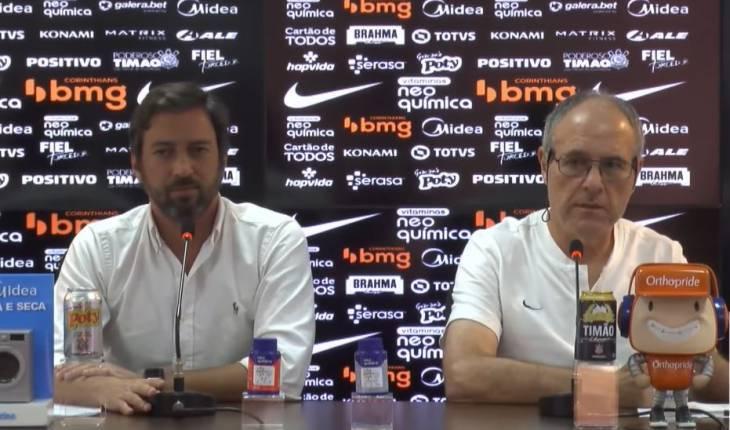 Divulgação/Corinthians TV