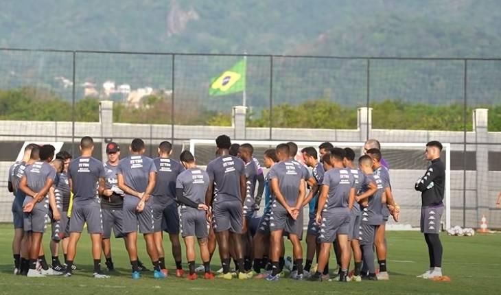 Radar Esporte/Canal do YouTube/Vasco TV/PrtScr M.R