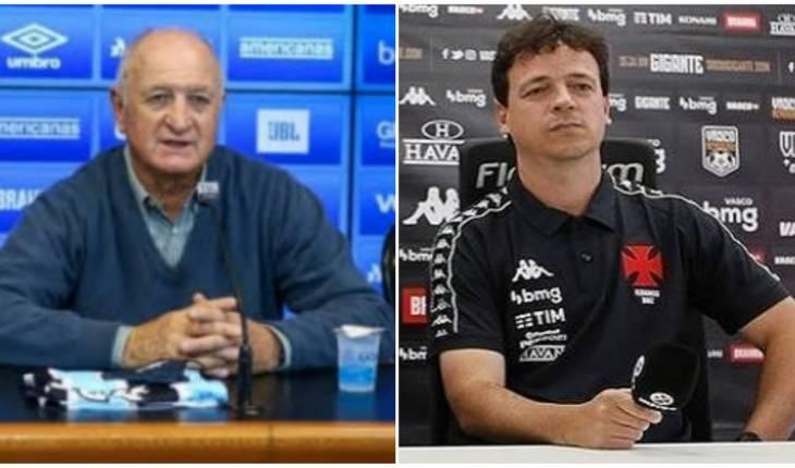 REPRODUÇÃO/GRÊMIO TV - Rafael Ribeiro/Divulgação Instagram Oficial do Vasco da Gama